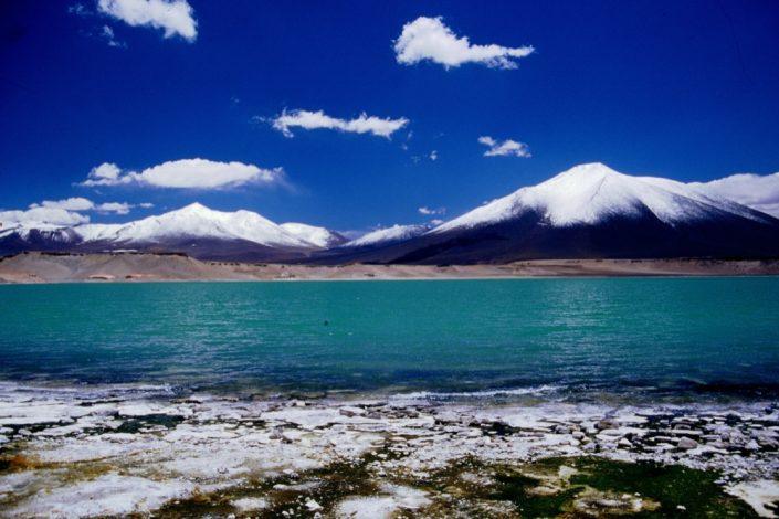 Laguna in Bolivia