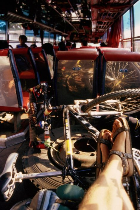 Indocina - Trasporti in Laos