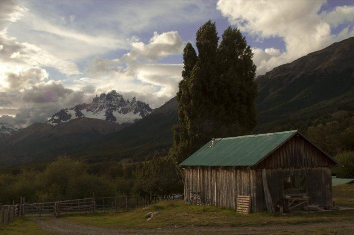 Sud America. Cerro Castillo, Cile
