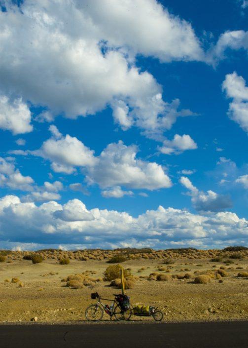 Sud America. Deserto sulla Ruta 40, Argentina