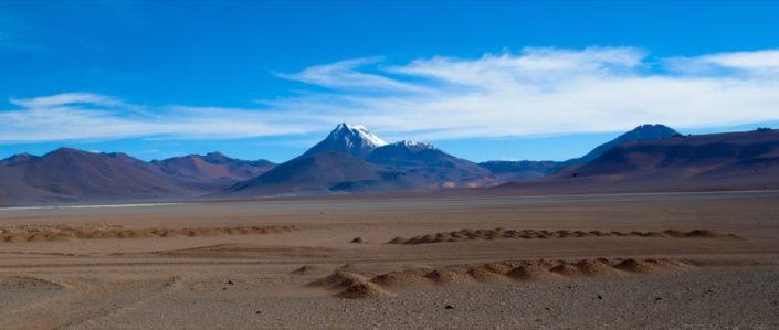 Sud America. Cerro Toco, Cile
