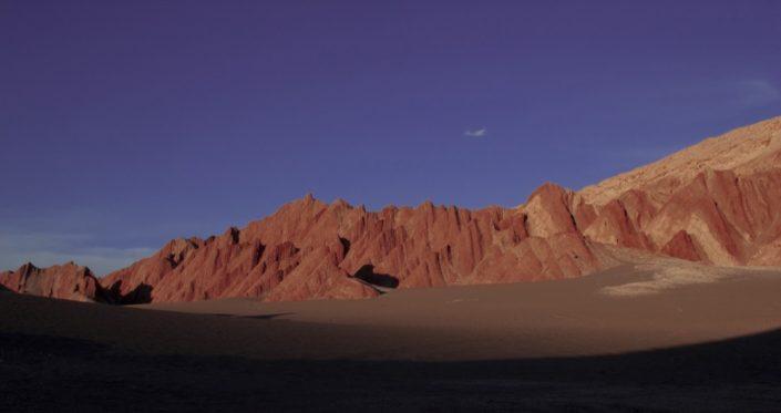 Sud America. Valle della Luna, CileJ