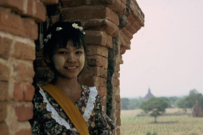 Indocina - Templi di Bagan