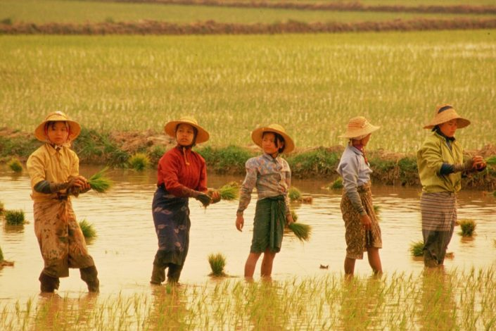 Indocina - Birmania