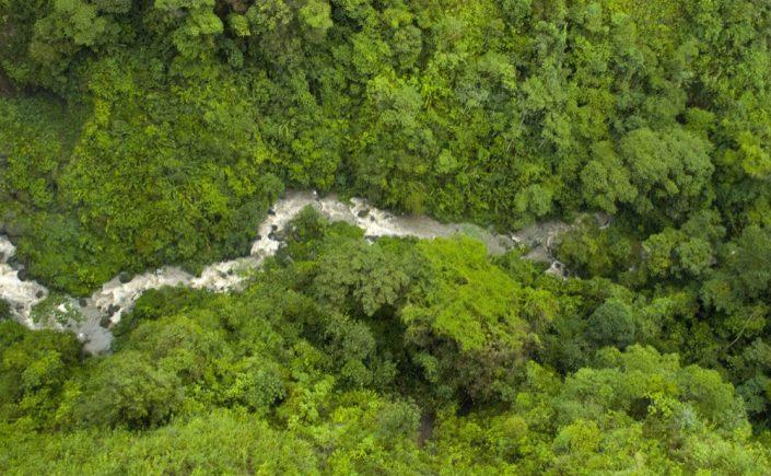 Sud America. Sorgente Rio Magdalena,Colombia