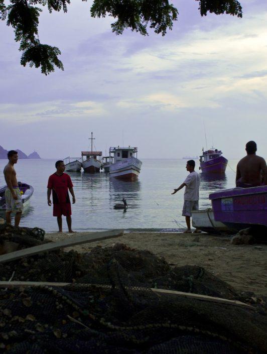 Sud America Spiaggia Taganga,Colombia