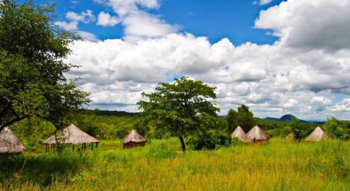 Villaggio, Zambia