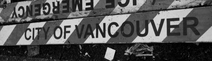 Panama-Vancouver. Fine viaggio, Vancouver, Canada